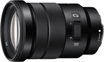 Compatibility with Sony and third-party lenses